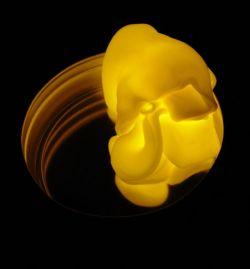 Svítící inteligentní plastelína